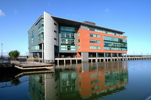 Willson Grange offices on Liverpool waterfront